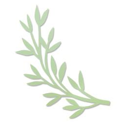 Sizzix - Fustella Bigz - Modern Foliage