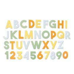 Sizzix - Fustella Bigz XL - Chunky Alphabet