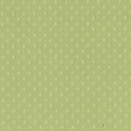 Cartoncino bazzill dots - Celtic green