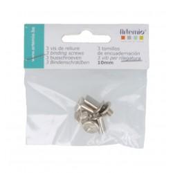 Artemio - Viti per Rilegatura - 10 mm