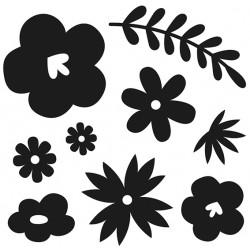 Artemio - Fustelle - My Little Baby - Fleurs