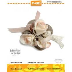 Impronte D'Autore - Fustella - Rose Bouquet