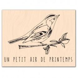 Les Ateliers de Karine - Timbro legno - Un Petit Air