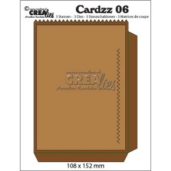 Crealies - Fustella - Cardzz