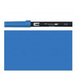 Tombow - Pennarello Dual Brush - Cobalt Blue 535