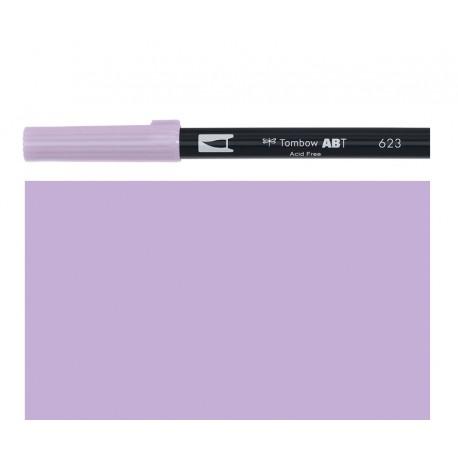 Tombow  - Pennarello Dual Brush - Purple Sage