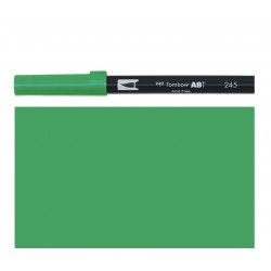 Tombow - Pennarello Dual Brush - Sap Green 245