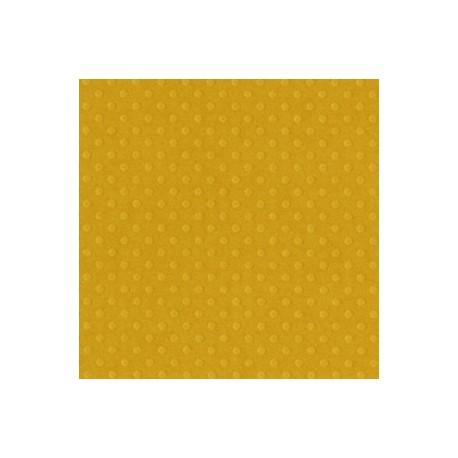 Cartoncino bazzill dots - Honey
