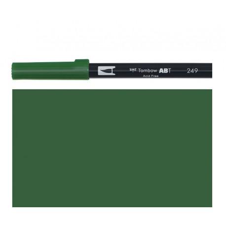 Tombow - Pennarello Dual Brush - Hunter Green 249