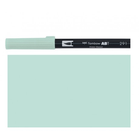 Tombow - Pennarello Dual Brush - Alice Blu 291