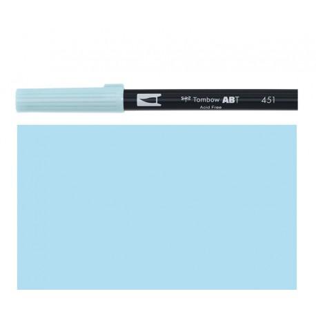 Tombow - Pennarello Dual Brush - Sky Blue 451