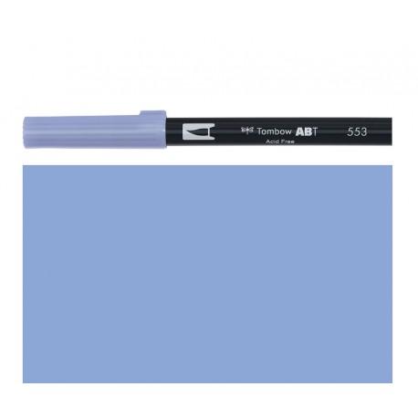 Tombow - Pennarello Dual Brush - Mist Purple 553