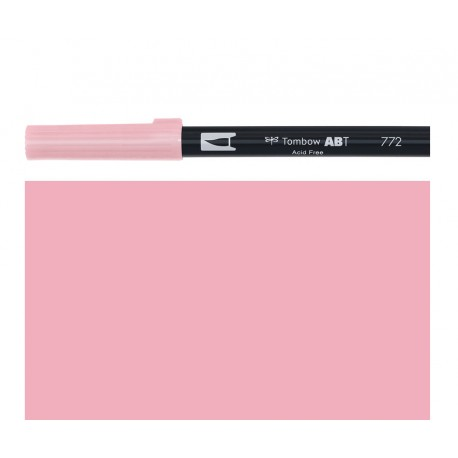 Tombow - Pennarello Dual Brush - Blush 772