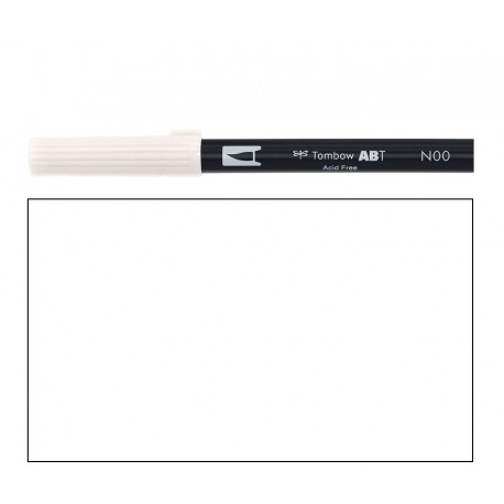 Tombow - Pennarello Dual Brush - Blender N00