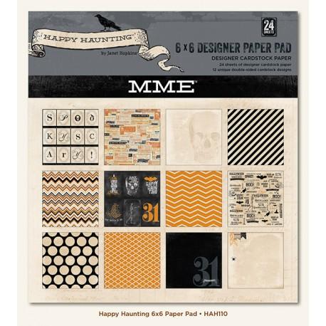 "My Mind's Eye - Kit Collezione Happy Haunting - 6x6"""