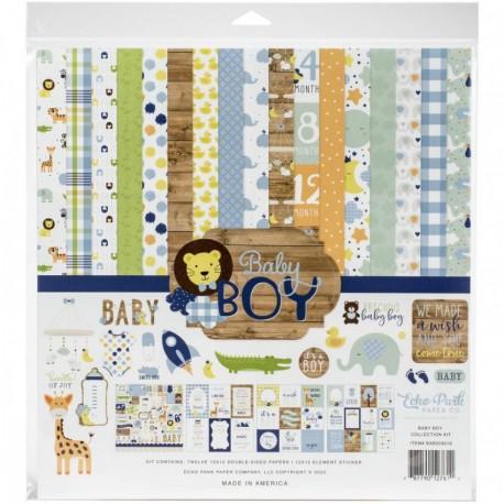 "Echo Park - Kit Collezione Baby Boy - 12x12"""