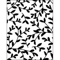 Artemio - Embossing Folder - Germes