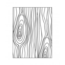 Artemio - Embossing Folder- Bois