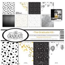 """Reminisce  - Kit Collezione The Graduate - 12x12"""""""