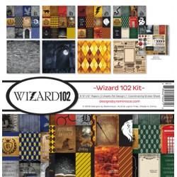"""Reminisce  - Kit Collezione Wizard 102 - 12x12"""""""