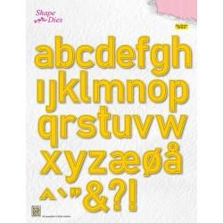 Nellie Snellen - Fustelle - Alphabet Large