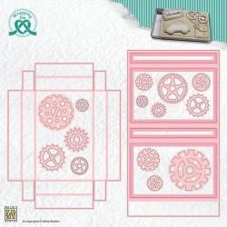 Nellie Snellen - Fustelle - Giftcard box