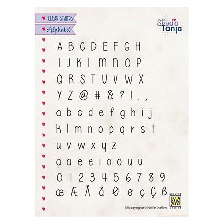 Nellie Snellen - Timbri Clear - alphabet Lars-2