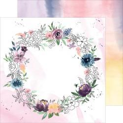 Pink Fresh Studio - Carta Just A Little Lovely - Around Here