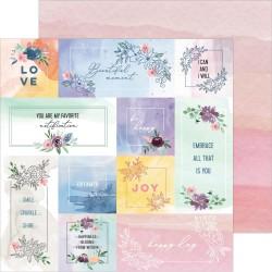 Pink Fresh Studio - Carta Just A Little Lovely - Story