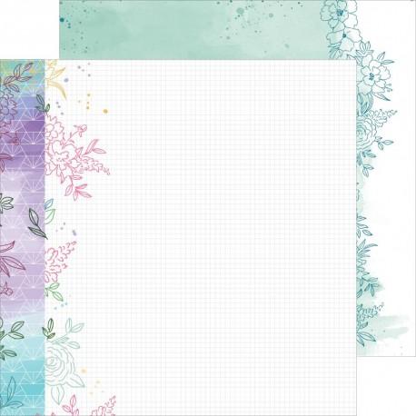 Pink Fresh Studio - Carta Just A Little Lovely - Hope