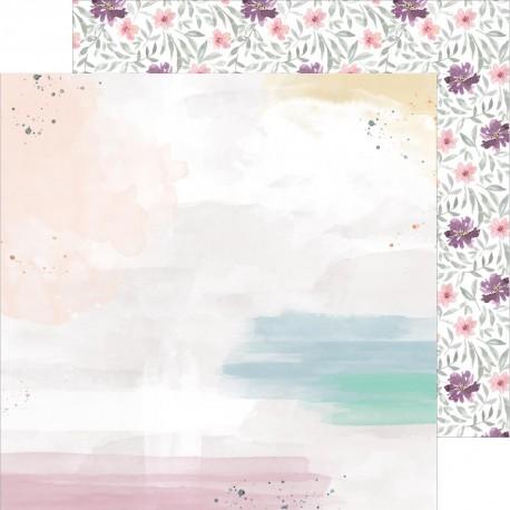 Pink Fresh Studio - Carta Just A Little Lovely - Highlight