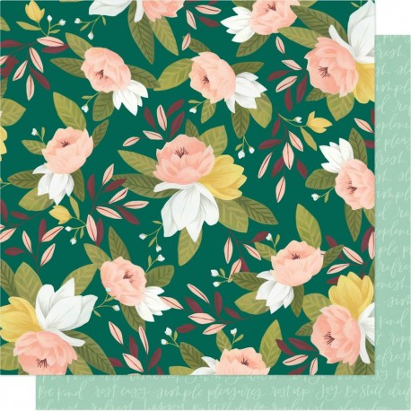 American Crafts - Carta One Canoe Two Willow - Ambrose Floral