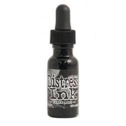 Flacone distress reinker - Black Soot
