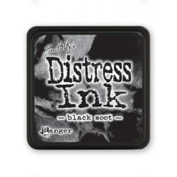 Tampone Distress Mini - Black Soot