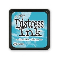 Tampone Distress Mini - Broken China