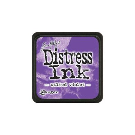 Tampone Distress Mini - Wilted Violet