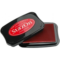 Tampone stazon - Cherry pink