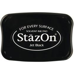 Tampone stazon - Jet black