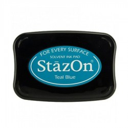 Tampone stazon - Teal blue