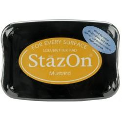 Tampone stazon - Mustard