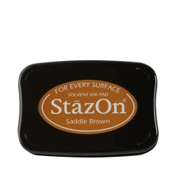 Tampone stazon - Saddle brown
