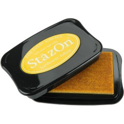 Tampone stazon - Sunflower yellow