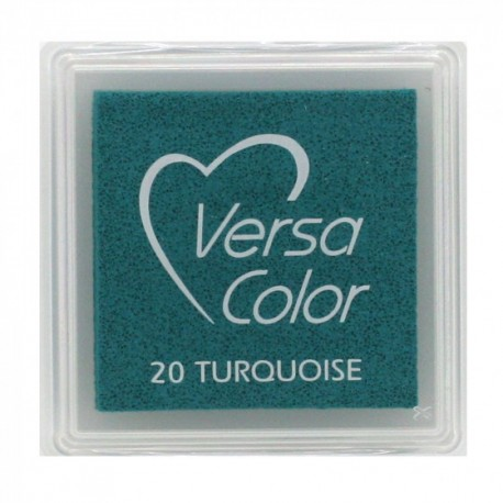 Tampone versacolor - Turquoise