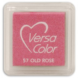 Tampone versacolor - Old rose