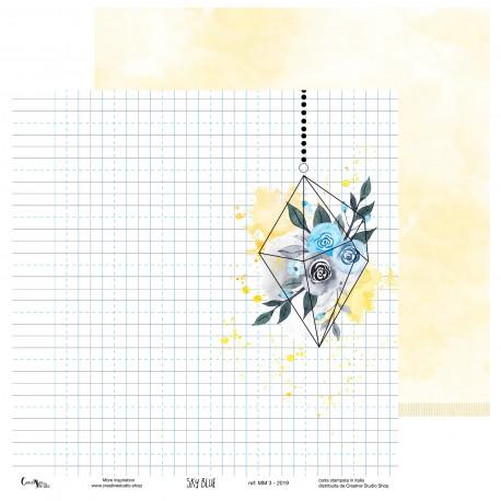 Creative Studio - Carta Sky Blue - 03