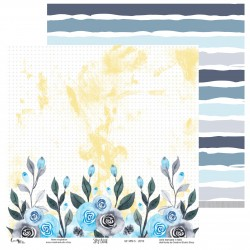 Creative Studio - Carta Sky Blue 05 - 30x30 cm