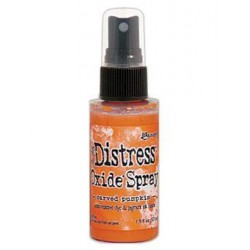 Distress Oxide Spray - Colori - Carved Pumpkin