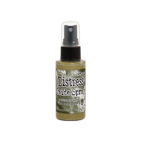 Distress Oxide Spray - Colori - Forest Moss