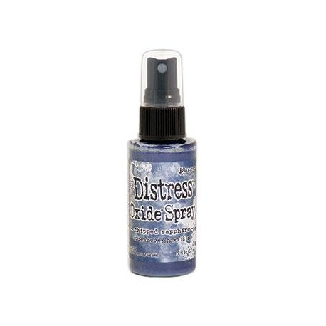 Distress Oxide Spray - Colori - Chipped Sapphire