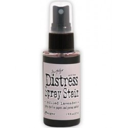 Distress Stain Spray - Colori - Milled Lavender